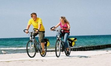 La Costa Baltica in Bicicletta