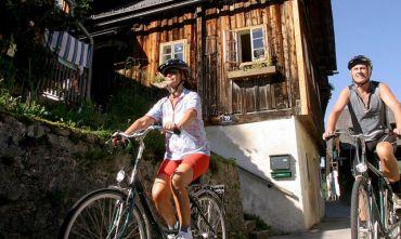 Il Salzkammergut, splendido giro dei 10 laghi in bici.