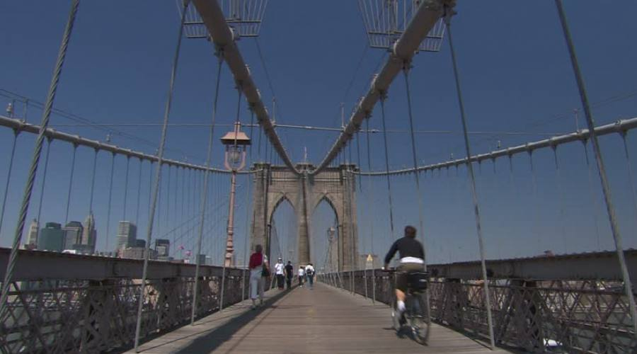 Particolare del ponte