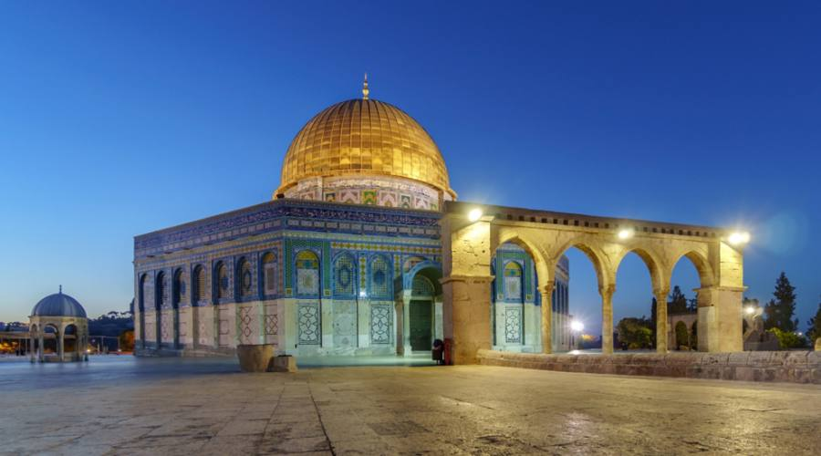 Gerusalemme - La Cupola della Roccia