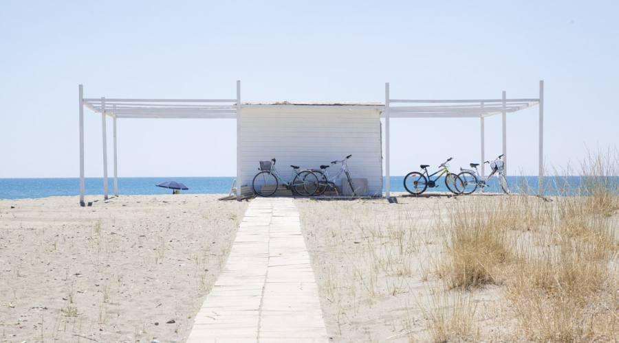spiaggia convenzionata