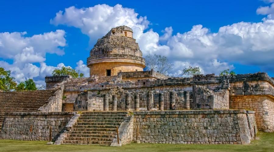 """2° giorno: Chichén Itzá """"El Caracol"""""""