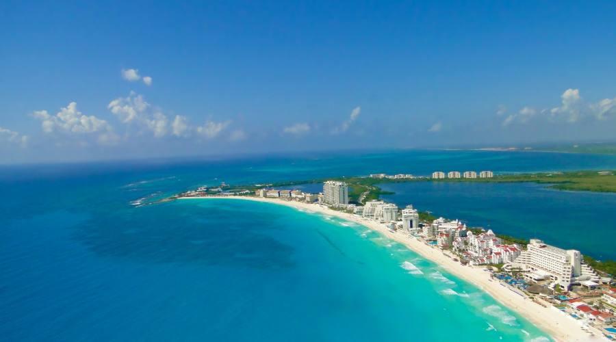 1° giorno: arrivo a Cancún