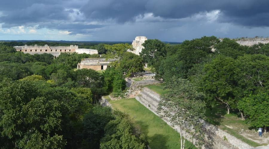 3° giorno: visita al sito di Uxmal