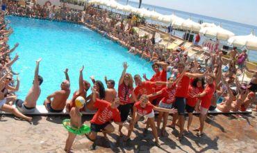 Casa vacanza in Villaggio Sul Mare  con Animazione e Miniclub!