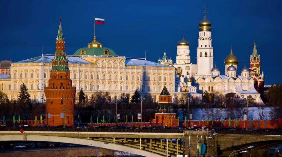 Mosca Il Cremlino