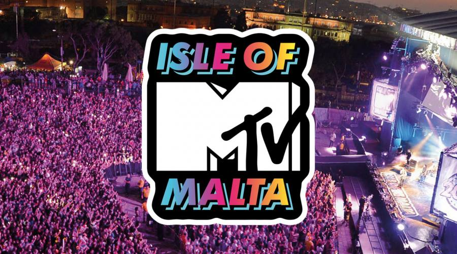 Isle of MTV Malta: Logo