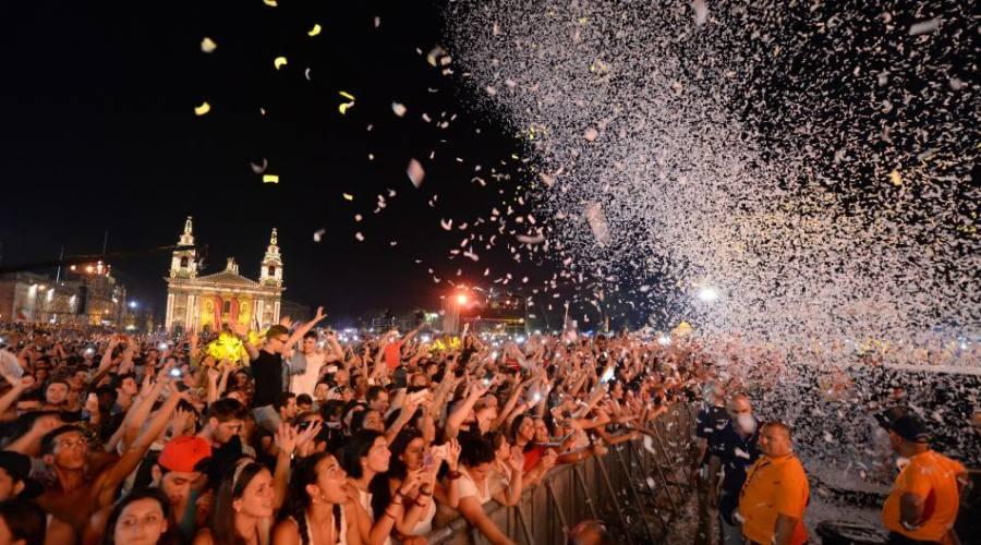 Isle of MTV Malta: Pubblico