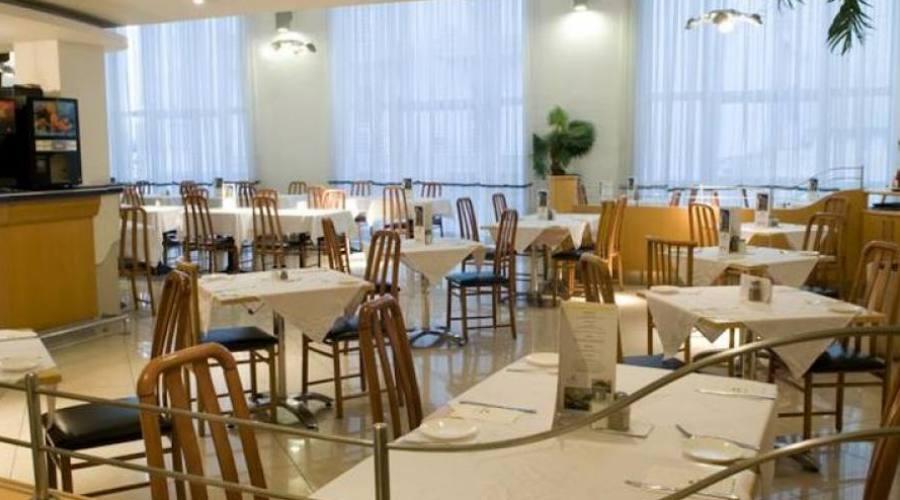 BayView Hotel: Ristorante