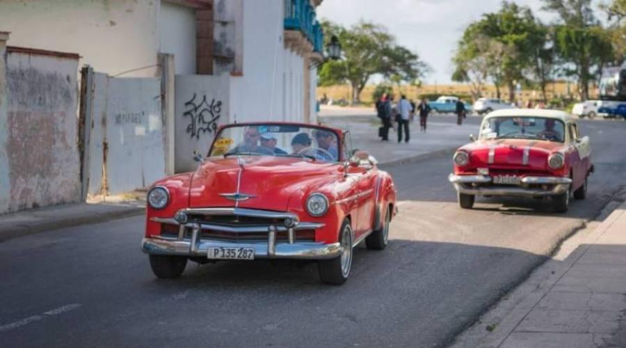 Per le strade dell'Avana