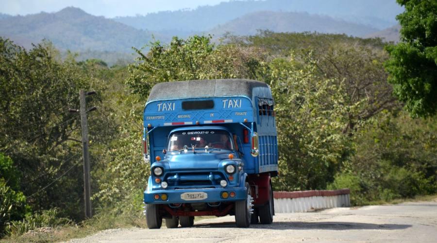 Per le strade di Cuba