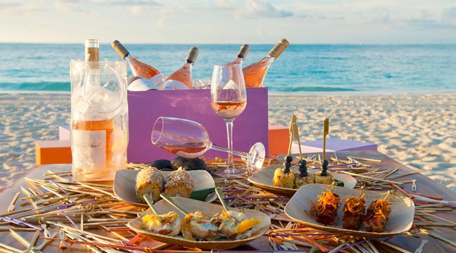 Un esclusivo pranzo in spiaggia?