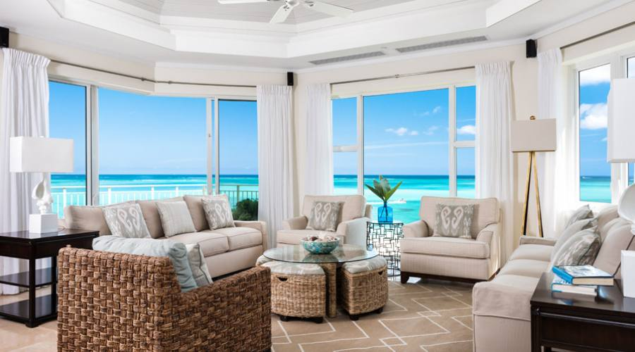 Premier Ocean Front Three Bedroom Suite