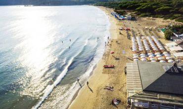 Bellissimo Club Resort direttamente sulla spiaggia...