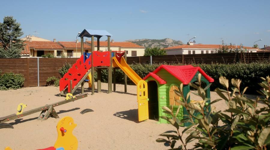 Parco giochi hotel