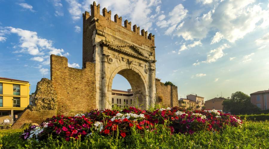 Rimini, Arco di Augusto