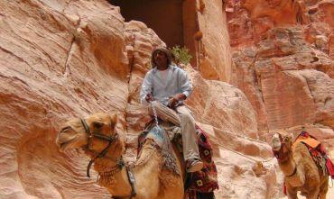 Tour da Petra a Gerusalemme - in aereo da RM e MI 8gg.
