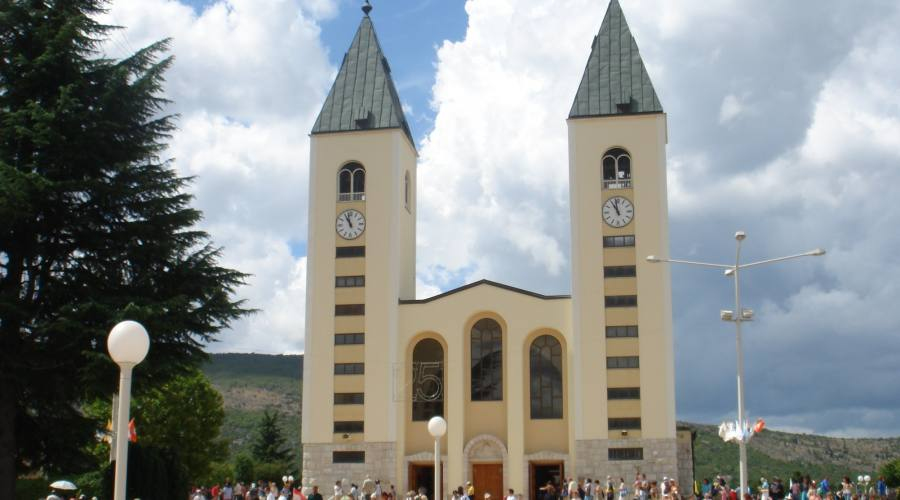 chiesa medjugorie