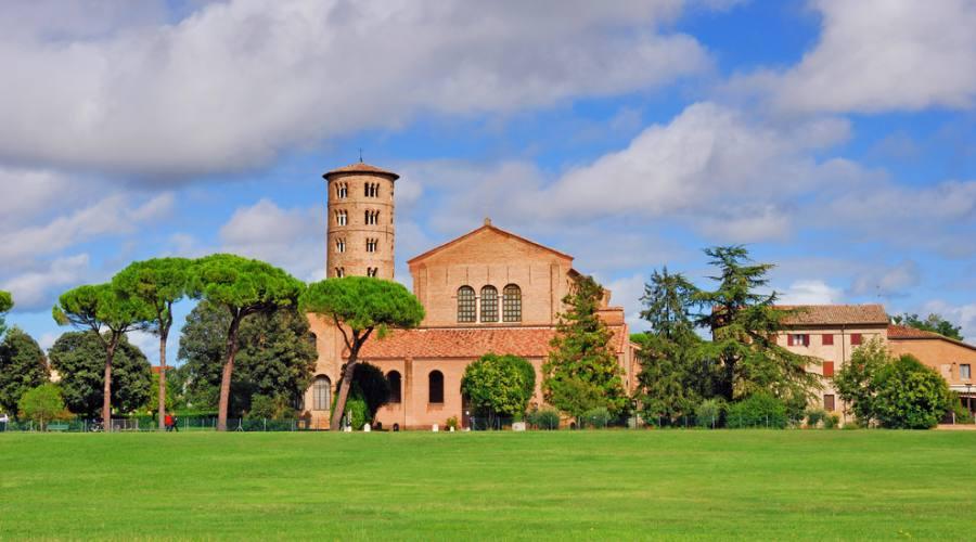 Ravenna, Basilica Santa Impollinare