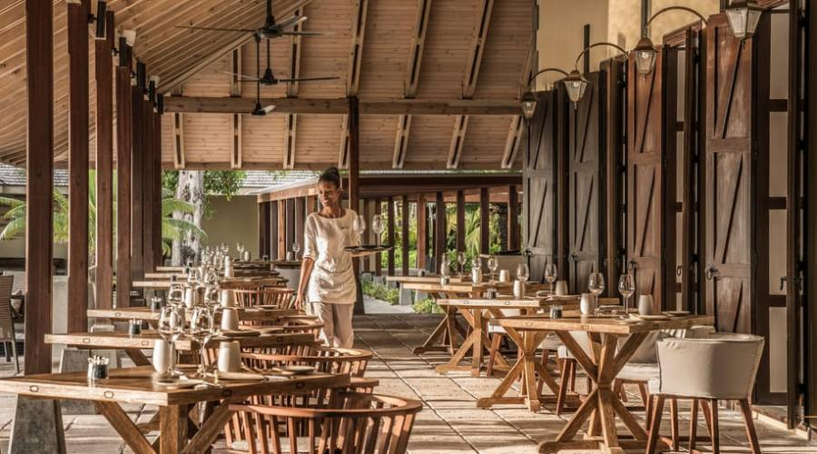 Restaurant Claudine Terrace
