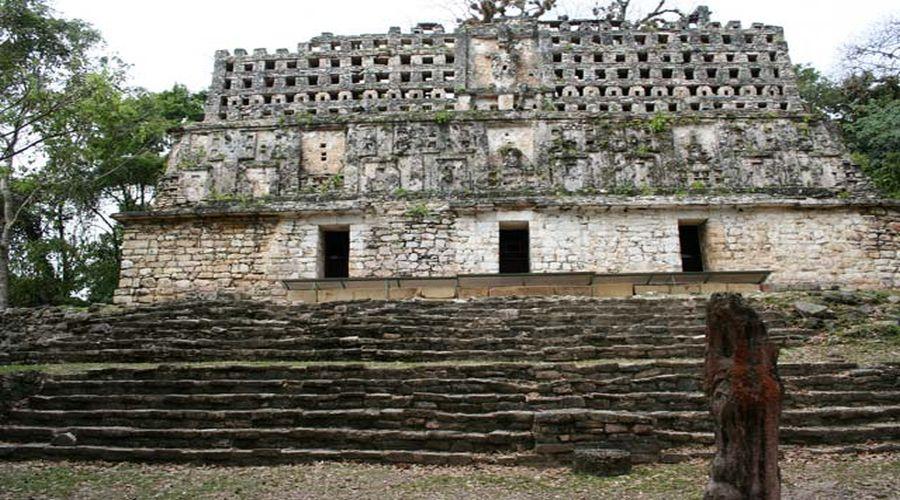 4° giorno: Palenque: Sito Archeologico, Chapas