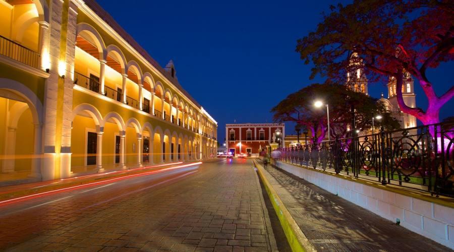 3° giorno: arrivo a Campeche, Yucatan