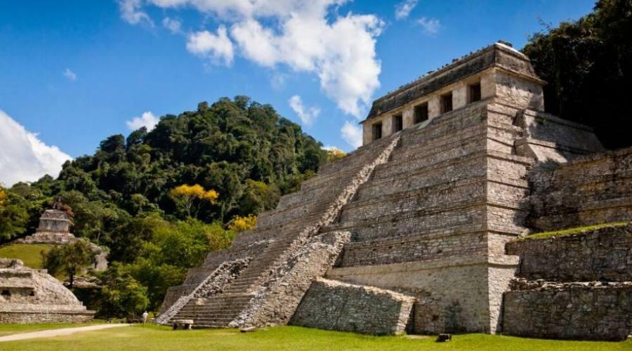 4° giorno: Palenque: Tempio delle Iscrizioni, Chapas