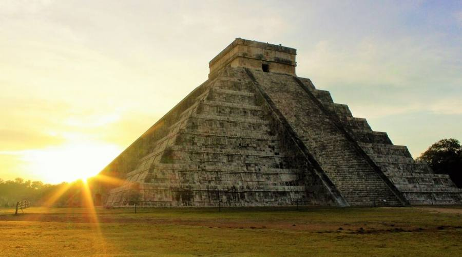 2° giorno: Chichen Itza - Piramide di Kukulcan, Yucatan