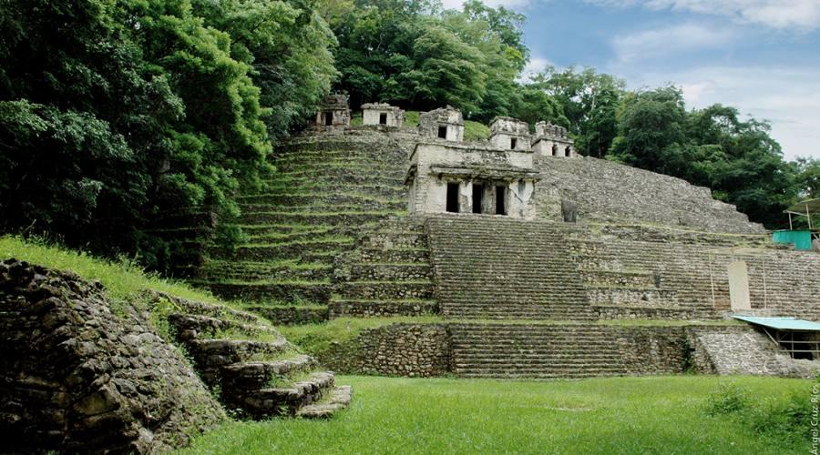 5° giorno: sito archeologico di Yaxchilan