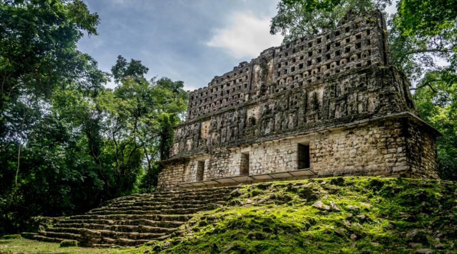 5° giorno: Riuna - sito archeologico di Yaxchilan