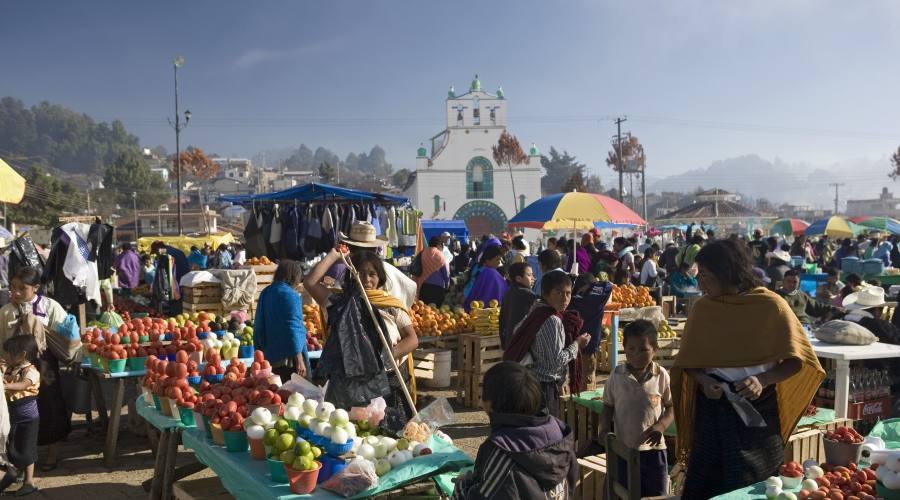 7° giorno: Comunita' Indigene San Juan Chamula e Zinacantan, Chapas
