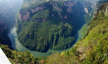 Tour individuale - Il Mar Dei Caraibi, I Maya e Le Montagne del Chiapas