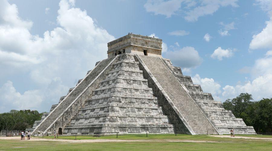 6° giorno: Chichen Itza - Piramide di Kukulkan, Yucatan