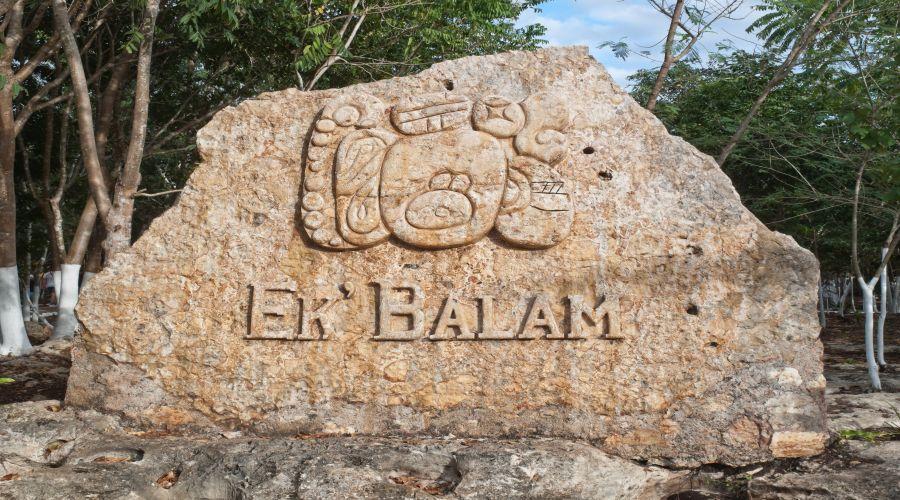 8° giorno: Entrata a Ek Balam, Yucatan