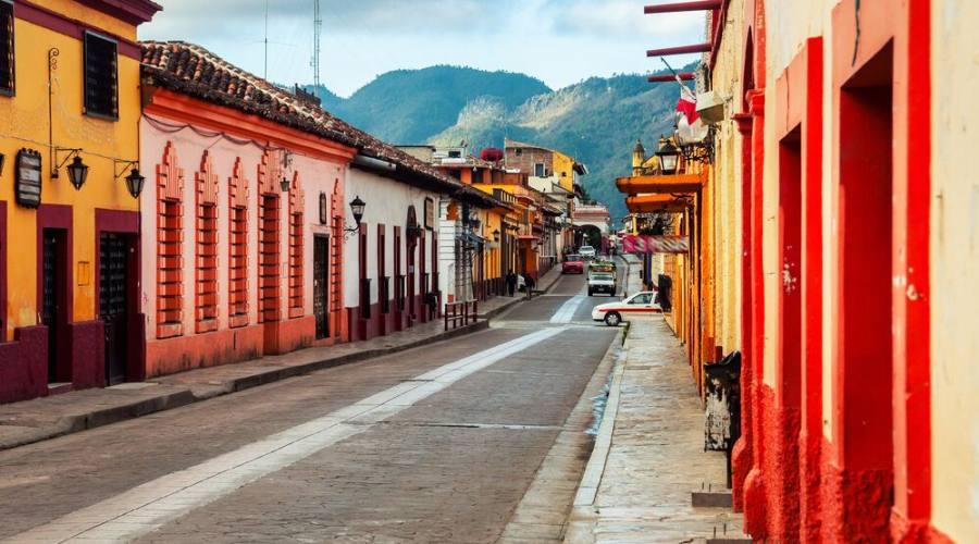 3° giorno: San Cristobal de Las Casas, Chapas