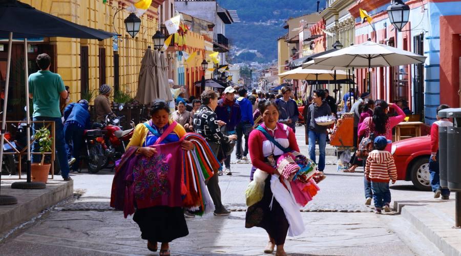 3° giorno: Mercato di San Cristobal de Las Casas