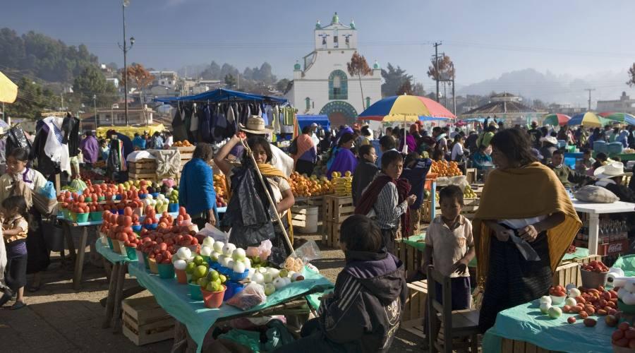 3° giorno: Comunita' Indigena San Juan Chamula, Chapas