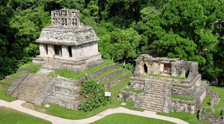 5° giorno: Palenque: Sito Archeologico, Chapas