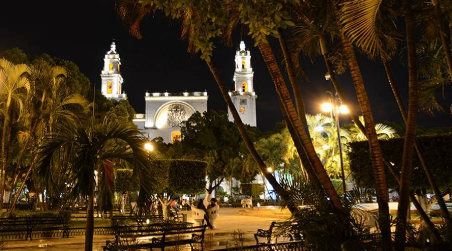 4° giorno: arrivo a Mérida