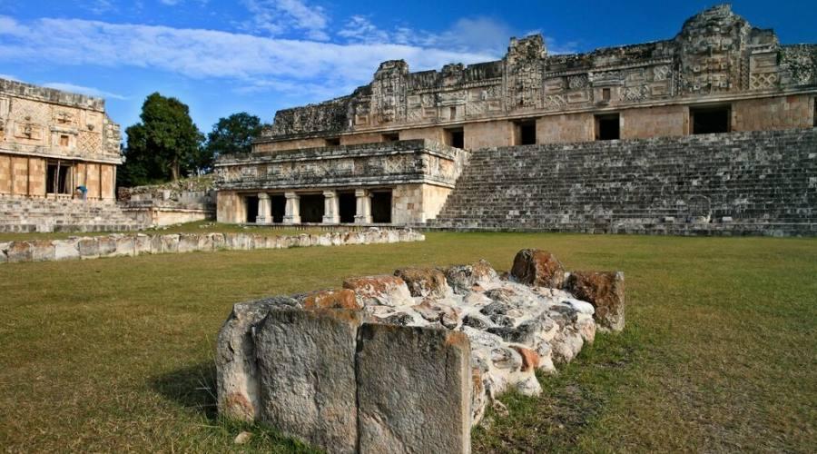 3° giorno: Sito Archeologico di Uxmal