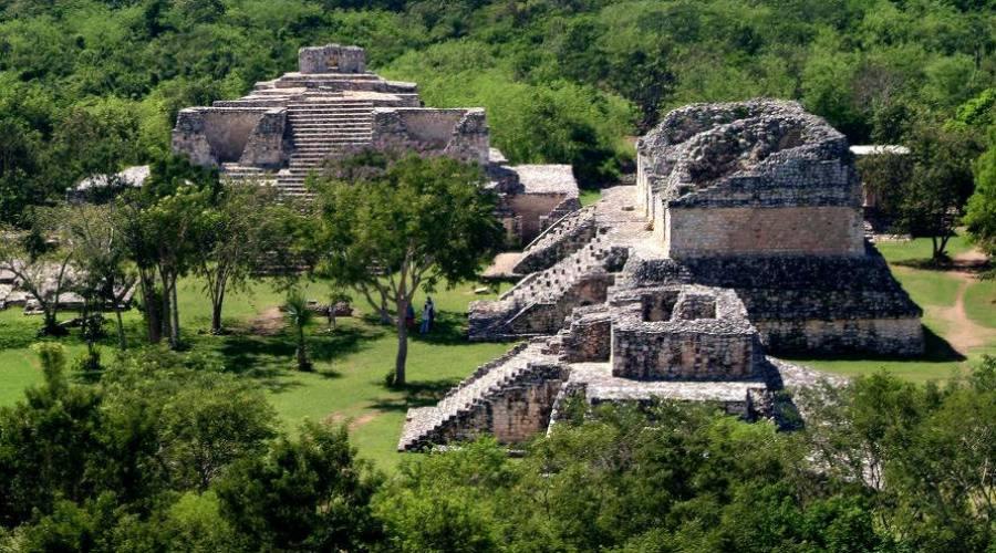2° giorno: Sito Archeologico di Ek Balam