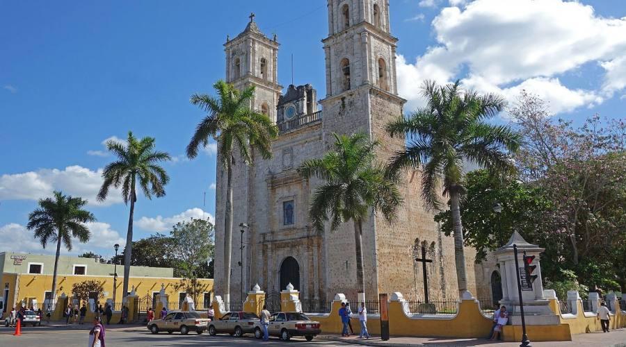 8° giorno: Chiesa di Valladolid, Yucatan