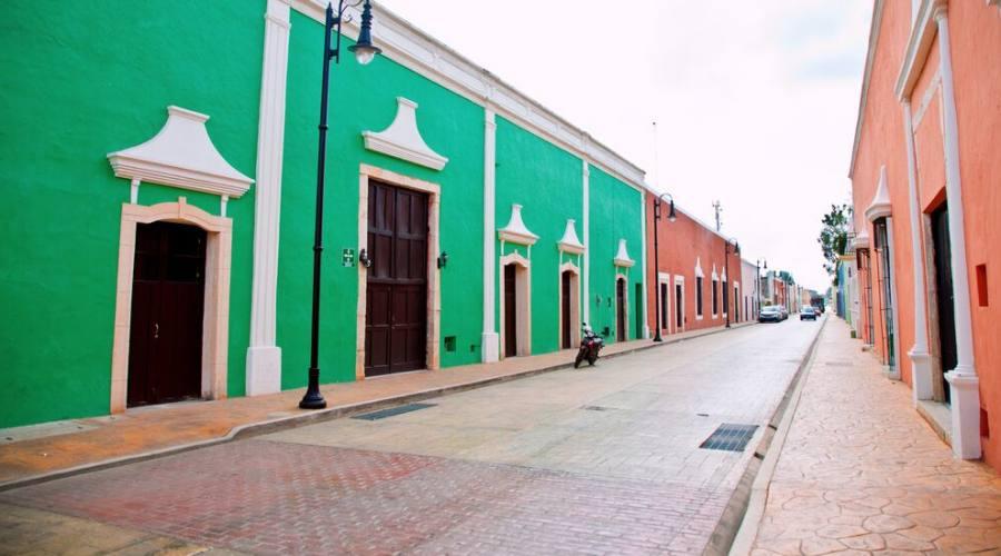 8° giorno: Cittadina di Valladolid, Yucatan
