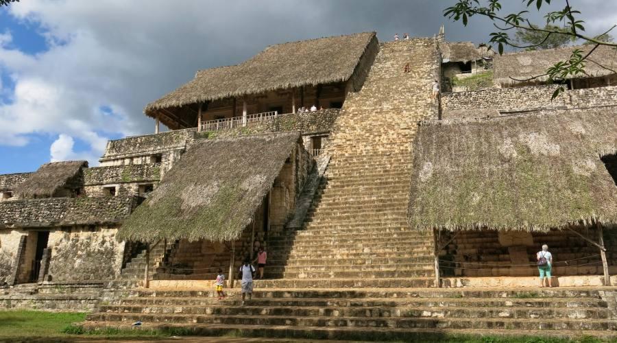 8° giorno: Tempio a Ek Balam, Yucatan