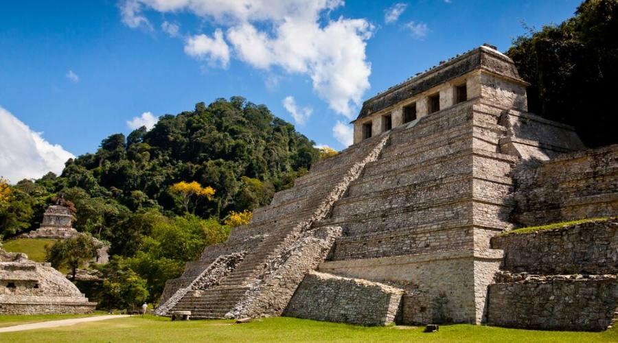 5° giorno: Palenque: Tempio delle Iscrizioni, Chapas