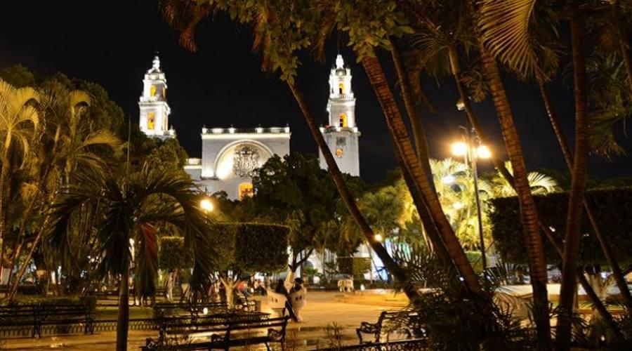 2° giorno: arrivo a Merida, Yucatan