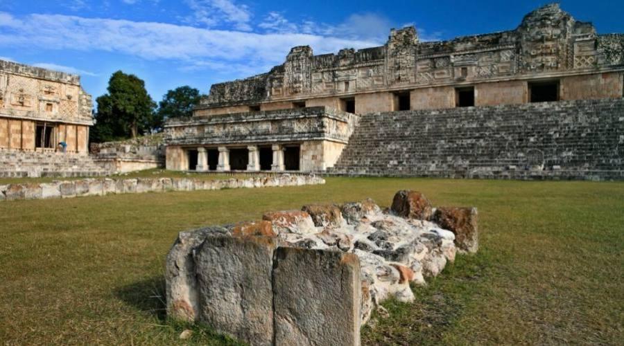 3° giorno: Sito Archeologico di Uxmal, Yucatan