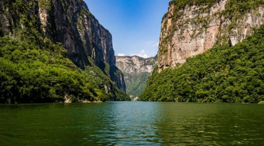 5° giorno: Canyon del Sumidero. Chapas