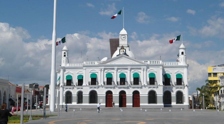 4° giorno:Villahermosa - Palacio del Govierno, Tabasco