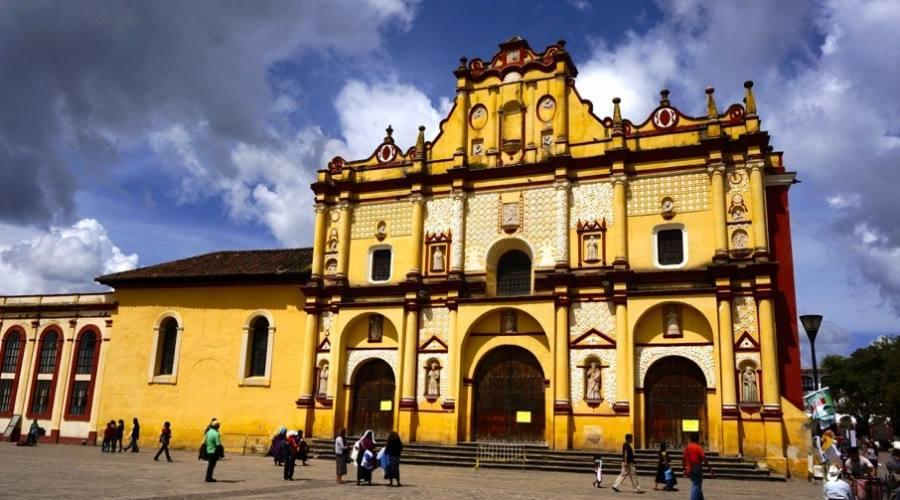 5° giorno: arrivo a San Cristobal de las Casas, Chapas